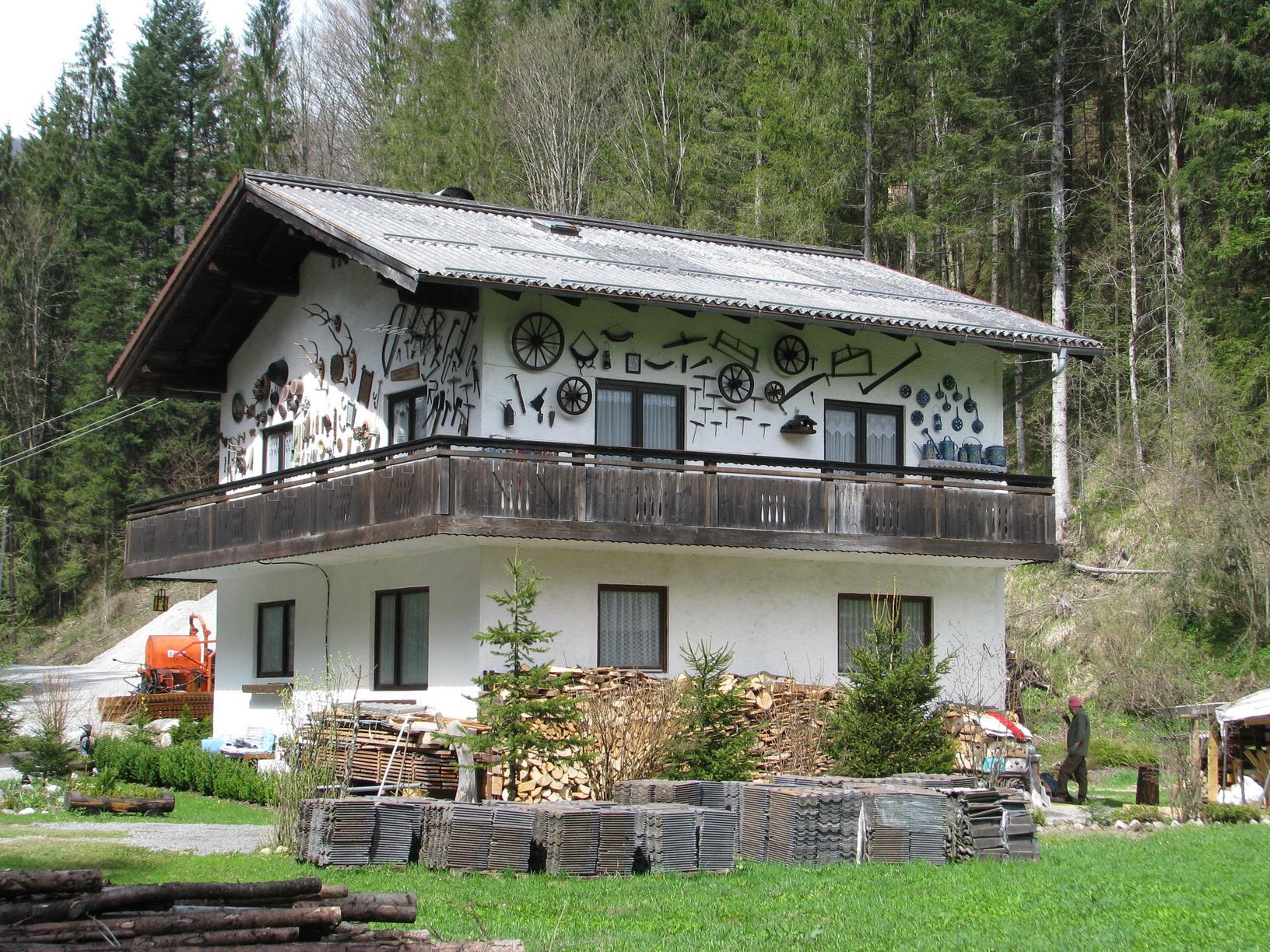 Чудный домик